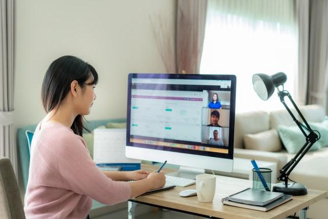 Tips Karier: 5 Cara Lakukan Meeting Online dengan Efektif (31896)