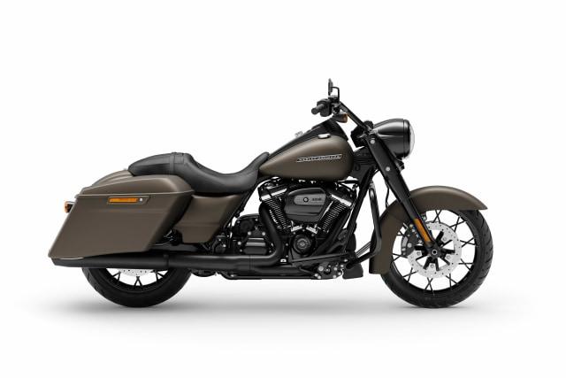 Saat Konvoi Harley Davidson Juga Kena Tilang karena Langgar Aturan (49595)