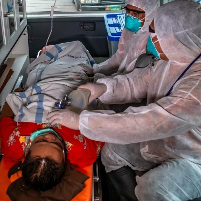 Pemerintah Luncurkan Sejiwa, Layanan Konsultasi Psikologi Saat Pandemi Corona (245028)