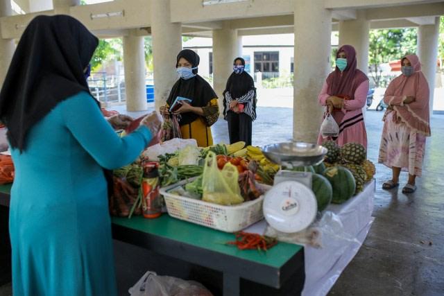 Nyoe Buet Awak Gampong Lambung di Aceh Bak Peujioh Corona, Sep Bereh Kiraju (66372)