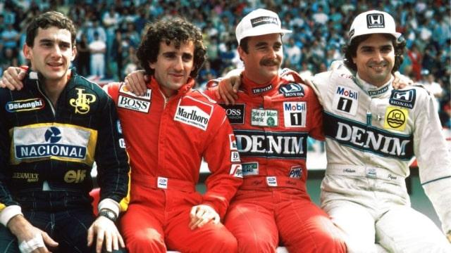 10 Rivalitas Formula 1 Terbaik dalam Sejarah (7842)
