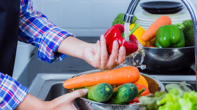 Riset: Diet Sehat ala Orang di Pedesaan Tanzania Bantu Cegah Paparan COVID-19 (223411)