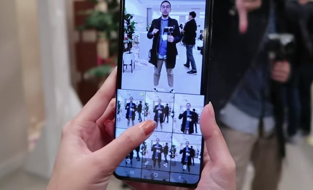 Fitur Single Take Samsung Galaxy S20 Ultra