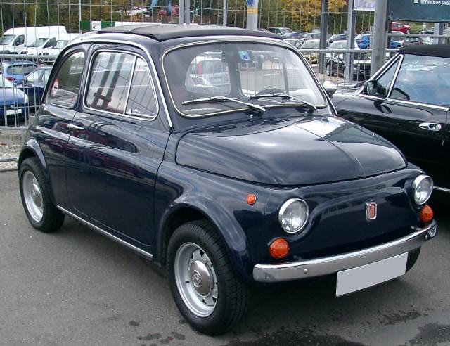Mengenal Fiat Abarth Nuova 500 Mobil Klasik Langka Koleksi Andre