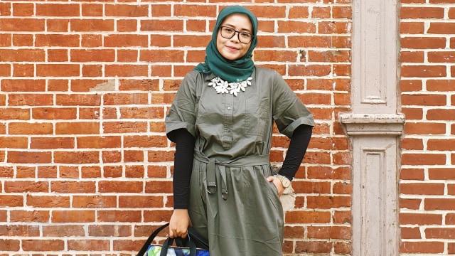 Puty Puar, Content Creator yang Ingin Memberdayakan Perempuan (950401)
