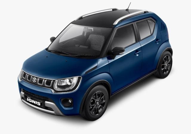 Strategi Suzuki Jual New Ignis Saat Corona: Beli Mobil Bonus Laptop (69178)