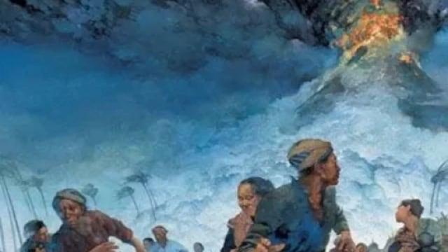 14 Fakta Menarik Saat Gelegar Gunung Tambora Mengguncang Dunia Tahun 1815 (156657)
