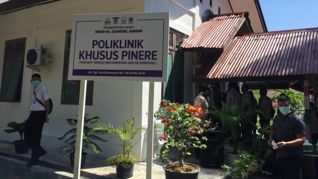 Pasien Corona Melonjak, RSUDZA Aceh Tambah Ruang Perawatan Kapasitas 40 Bed (172004)