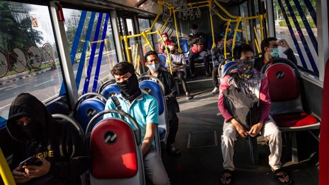 Berita Populer: Ketentuan dan Larangan Berkendara Selama PSBB Ketat DKI Jakarta (208592)