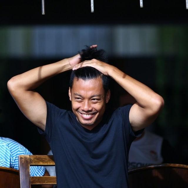 Olahraga Tambahan, Siasat Hamka Hamzah Usir Rasa Bosan Saat Jeda Liga 1  (139963)