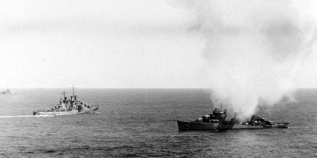 Kecerdikan Amerika Serikat Menghancurkan Jepang di Midway (5060)