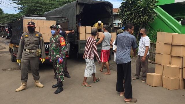 Update Bansos DKI Jakarta: 100.323 Paket Didistribusikan ke 14 Kelurahan (23019)