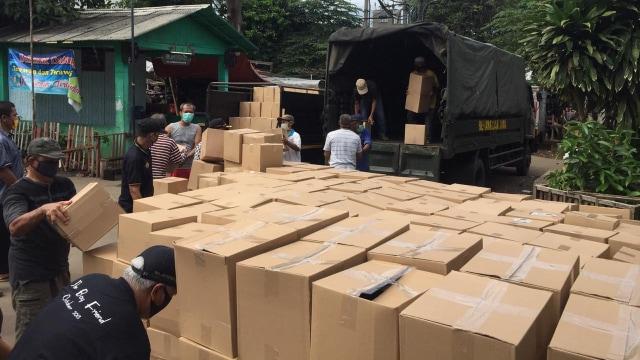 DPRD: Anies Tak Punya Dana Bansos karena Uang Bagi Hasil Belum Dibayar Menkeu  (45630)