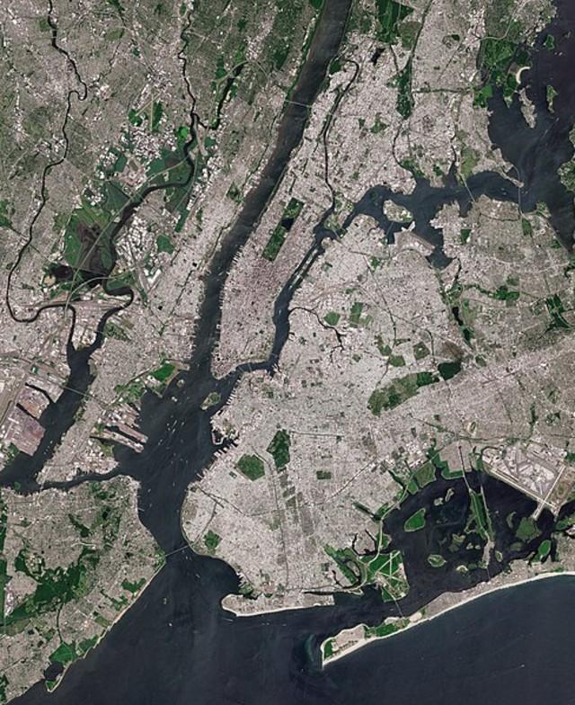 Kondisi Geografi New York, Kota Terparah dari Dampak COVID-19 di Amerika Serikat (70681)