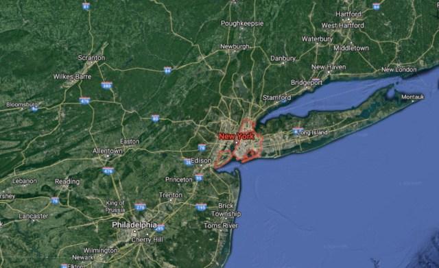 Kondisi Geografi New York, Kota Terparah dari Dampak COVID-19 di Amerika Serikat (70679)