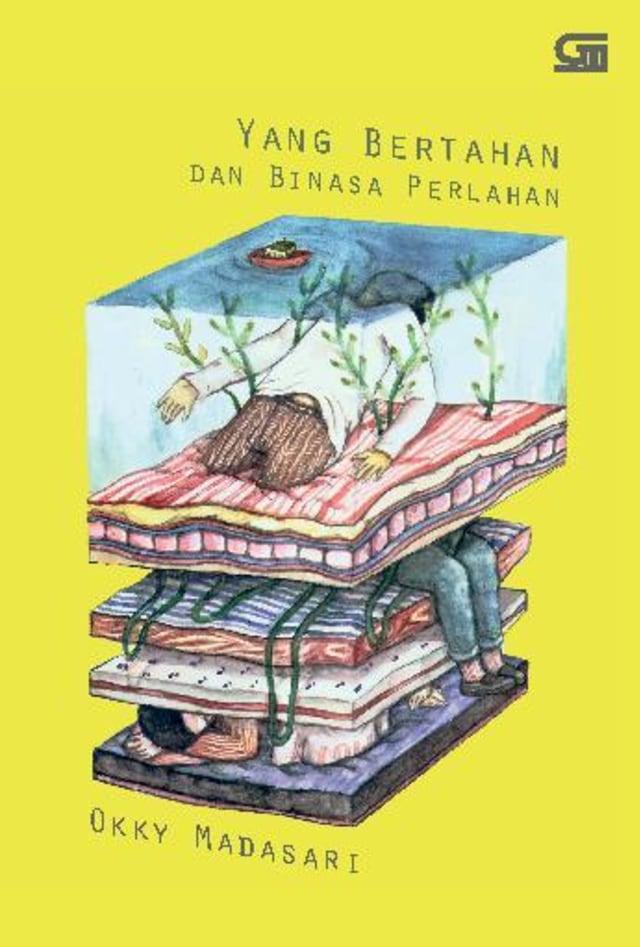 Satu Dekade Berkarya :  Idealisme dan Sastra Perlawanan Okky Madasari  (70955)