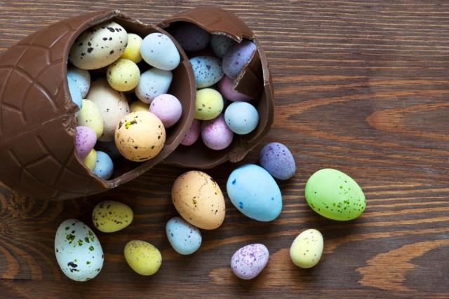 Awal Mula Kenapa Telur Identik dengan Perayaan Paskah (228262)