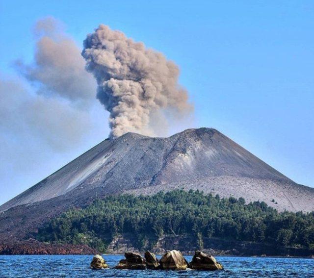 Waspada, 5 Gunung Api di Jawa Berstatus Level II (145817)