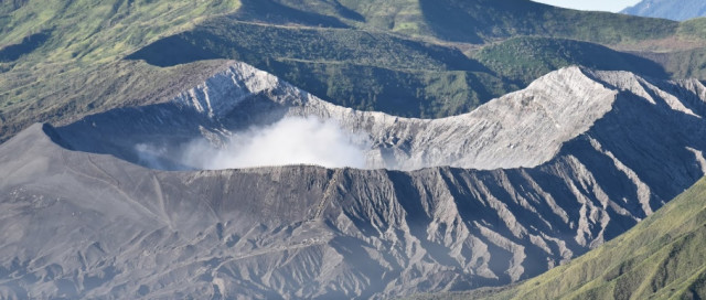 Waspada, 5 Gunung Api di Jawa Berstatus Level II (145820)