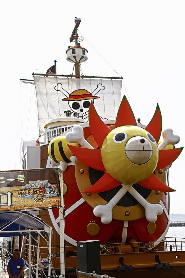 Dear Penggemar One Piece, Kini Kamu Bisa Ikut Tur Kapal Ikonik Luffy dkk, Nih (25688)