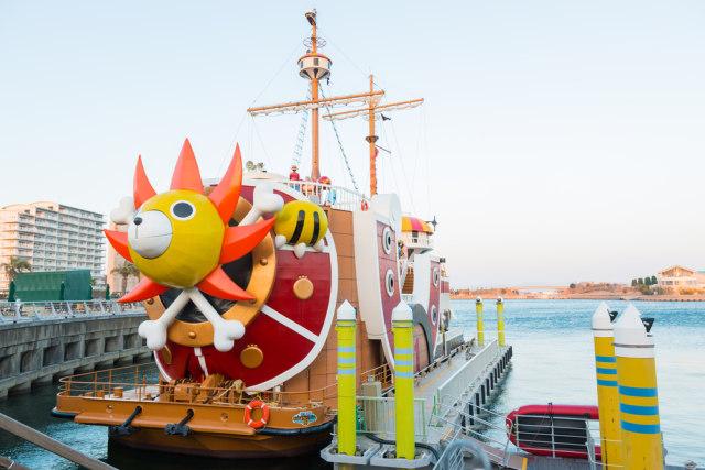 Dear Penggemar One Piece, Kini Kamu Bisa Ikut Tur Kapal Ikonik Luffy dkk, Nih (25689)