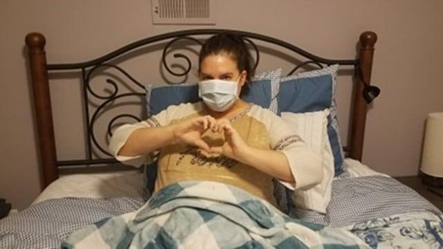 Wanita Ini Positif Virus Corona Padahal Diam di Rumah 3 Minggu, Kok Bisa? (317230)