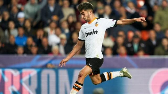 Rumor Transfer: Winger Valencia Ferran Torres Jadi Target Utama Man City (823105)