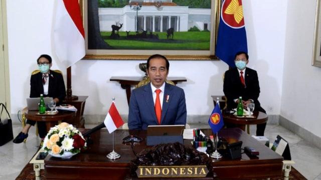 23 September 2020, Jokowi Akan Pidato Pertama di Sidang Umum PBB (10897)
