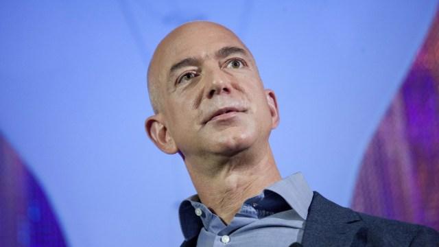 Jeff Bezos Mundur dari Jabatan CEO Amazon (1)