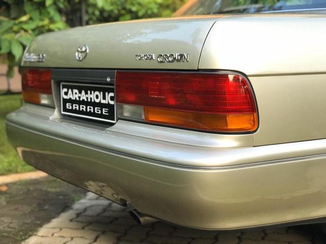Odometer Masih 5.000 Km, Toyota Crown Klasik Dijual Seharga Veloz Baru, Minat? (732330)