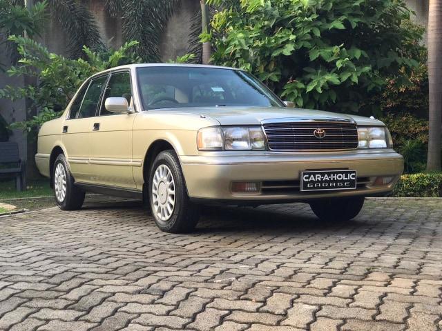 Odometer Masih 5.000 Km, Toyota Crown Klasik Dijual Seharga Veloz Baru, Minat? (732327)