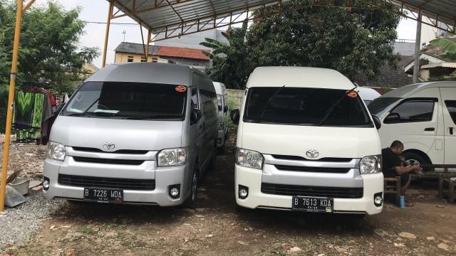 Viral Gerakan Sumbang Pakai Kendaraan Pemilik Rental di Tengah Pandemi Corona (265882)