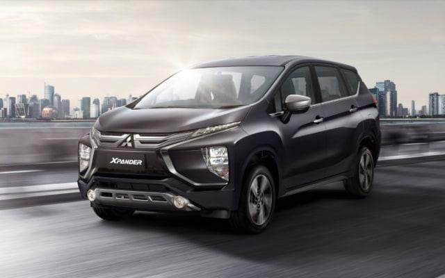 Mitsubishi Xpander Hybrid Diproduksi di Indonesia 2023? (639504)