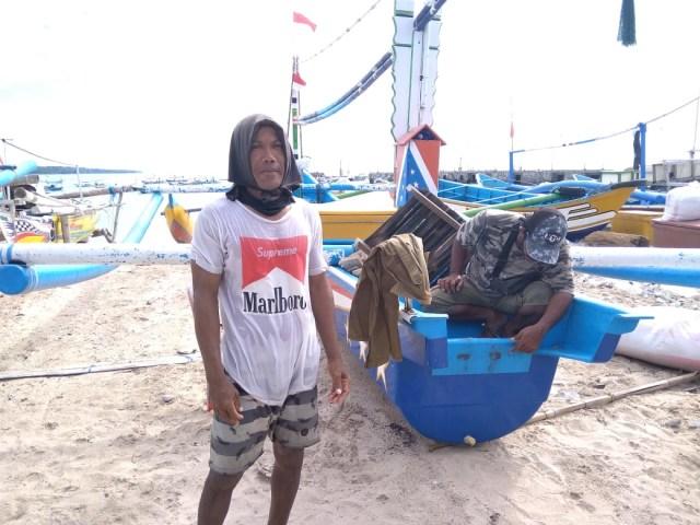 Cerita Pedagang Ikan di Kedonganan, Bali, yang Kini Merugi karena Wabah COVID-19 (28356)