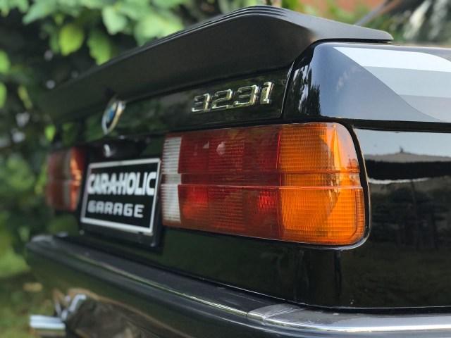 BMW E30 Langka dari Indonesia: Orisinil dan Angka Odometernya Baru 12.000 Km  (191397)