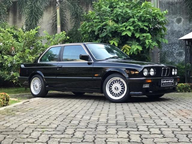BMW E30 Langka dari Indonesia: Orisinil dan Angka Odometernya Baru 12.000 Km  (191396)