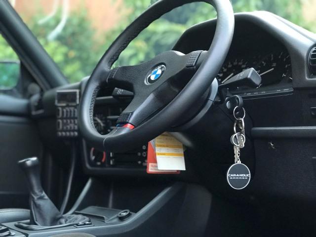 BMW E30 Langka dari Indonesia: Orisinil dan Angka Odometernya Baru 12.000 Km  (191408)