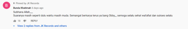 Obbie Messakh Rilis Single Berjudul '#DiRumahSaja' (47207)