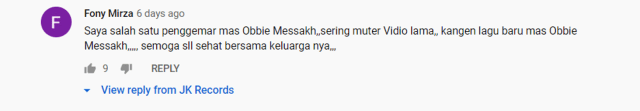 Obbie Messakh Rilis Single Berjudul '#DiRumahSaja' (47208)