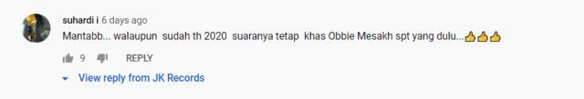 Obbie Messakh Rilis Single Berjudul '#DiRumahSaja' (47209)