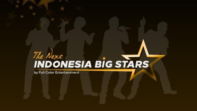 Audisi The Next Indonesia Big Stars Dilakukan Secara Online (4455)