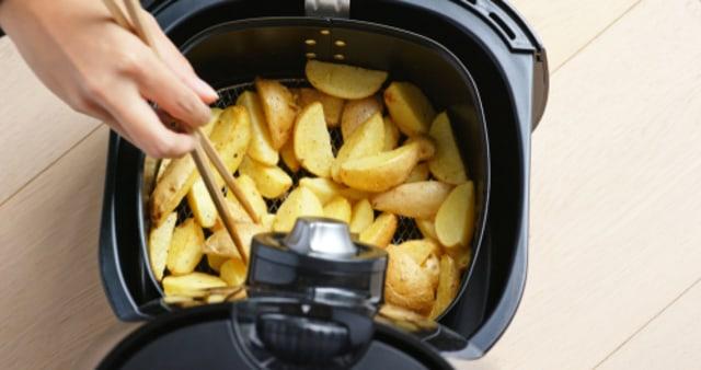 5 Tips Memasak Dengan Air Fryer Penggorengan Sehat Tanpa Minyak Kumparan Com