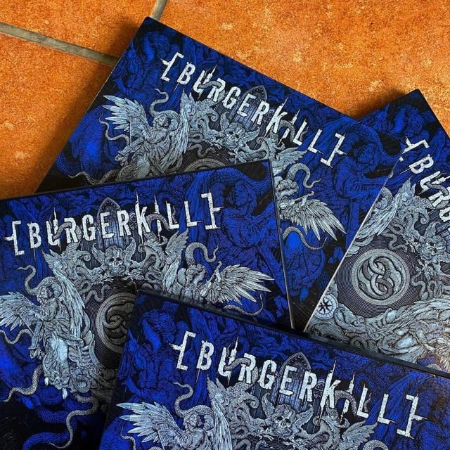 Burgerkill Rilis Album EP yang Berjudul 'Killchestra' (568361)