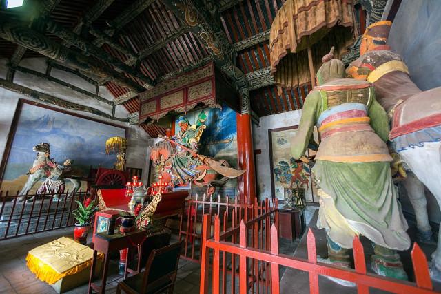 'Guan Yu' Sang Dewa Kwan Kong, Sosok Patung Dewa Tertinggi di Asia Tenggara (33692)