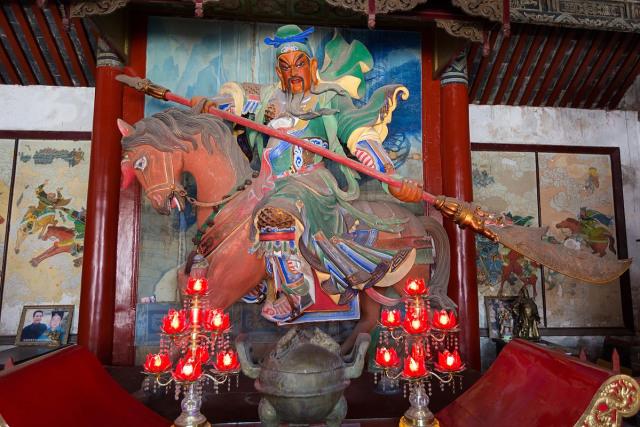 'Guan Yu' Sang Dewa Kwan Kong, Sosok Patung Dewa Tertinggi di Asia Tenggara (33691)