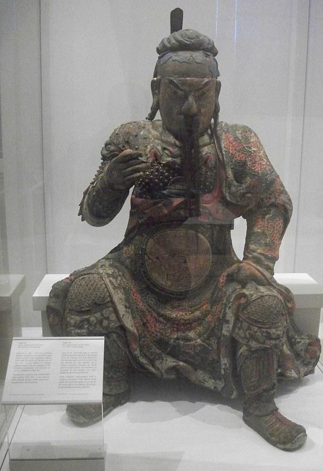 'Guan Yu' Sang Dewa Kwan Kong, Sosok Patung Dewa Tertinggi di Asia Tenggara (33689)