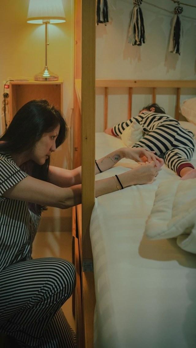 Ryan Delon Sebut Istri Bisa Habiskan Waktu 2 Jam untuk Potong Kuku Bayinya (371856)