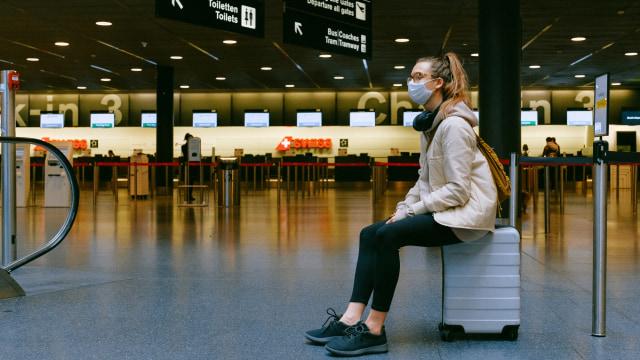 Mudahkan Perjalanan Internasional, Maskapai Dunia Rilis Kartu Kesehatan Digital  (47088)