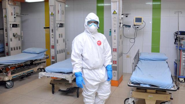 Virus Corona-Sumatera Utara