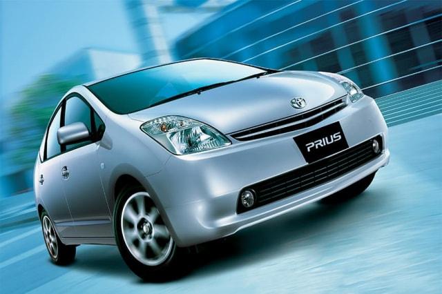 Toyota Prius: Sang Pionir Mobil Hybrid (198662)